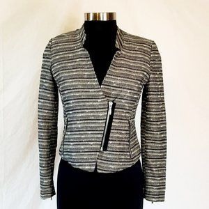 Mossimo Unique Zipper Jacket